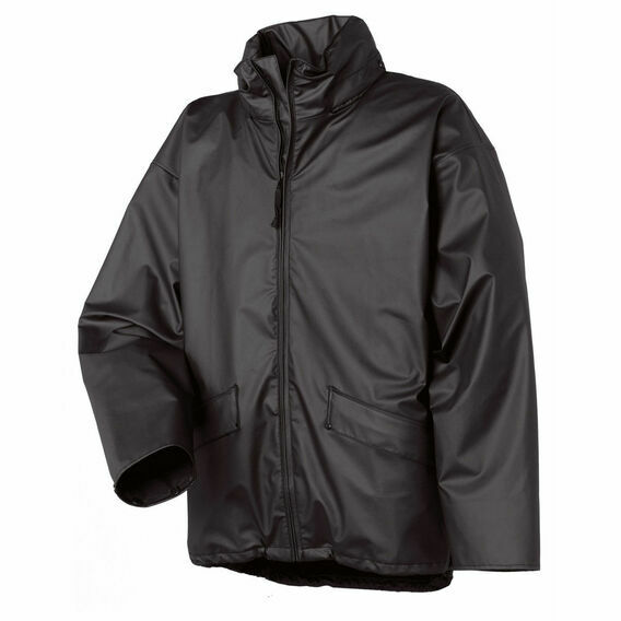 Helly Hansen Voss Waterproof Jacket - Black