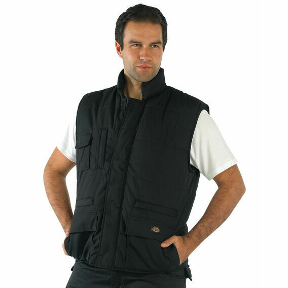 Dickies Professional Combat Bodywarmer - Black