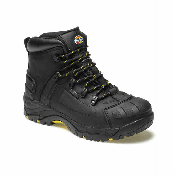 Dickies Medway Super Safety S3 Boots - Black