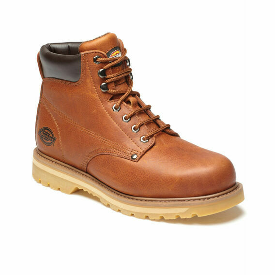 Dickies Welton Non-Safety Boots - Tan