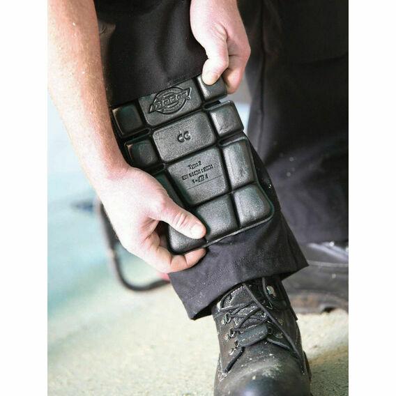 Dickies Grafter Knee Pads - Black