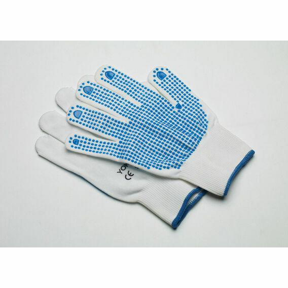 Yoko Blue Dot Pick-and-Go Gloves